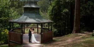 Alfred Nicholas Gardens – Liz and Nick