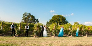 Wild Cattle Creek – Peta and Leigh's Yarra Valley Winery wedding