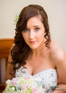 Portrait of Bride Rachel