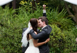 Sam and Ben, Chateau Wyuna Wedding