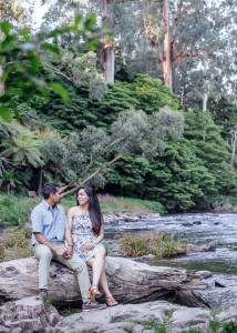 Pre-wedding shoot in the Upper Yarra Valley – Nik and Dishali