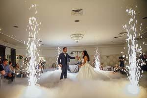 Ballara Receptiosn wedding