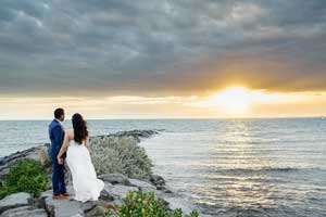 Williamstown wedding – Dishali and Nik, Shelly's Beach Pavilion