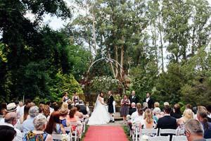 Tegan and Scott's beautiful Tatra Receptions Wedding