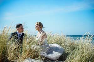 Jess and Ben's amazing wedding at Pavilion McCrae Beach