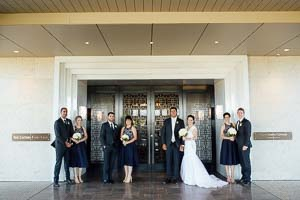 Jen and Ryan's brilliant Eastern Golf Club wedding at Yering in the Yarra Valley