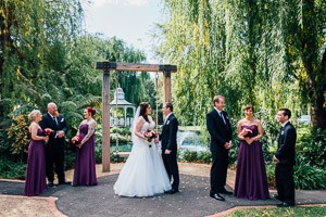 Kirsty and Brad's touching Chapel wedding at Ballara Receptions