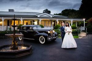 Shantal and Luke's Chapel wedding at Ballara Receptions