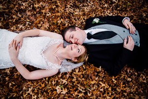 Katie and Alex's beautiful Autumn Healesville Gables Wedding