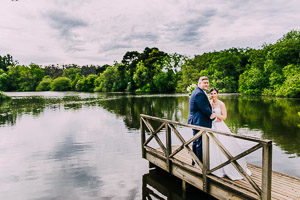 Kathleen and Bryce's gorgeous country wedding at Lake House Daylesford