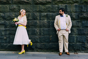 Melbourne Registry Office Wedding – Lauren and Carlos