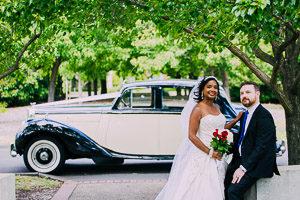Carlene and Jarrod's Summer wedding on Spirit Station Pier, Melbourne
