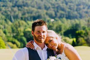 A beautiful Yarra Valley wedding for Lydia and Kris