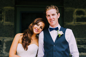 Jade and Harley's gorgeous Autumn wedding at Meadowbank Receptions