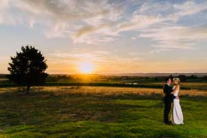 Chloe and Jules' stunning vineyard wedding at Riverstone Estate