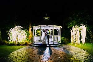 Cassandre and Alex's beautiful chapel wedding at Bram Leigh Receptions