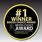Yarra Valley Brides Choice Winner