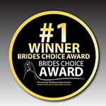 Yarra Valley Brides Choice Winner