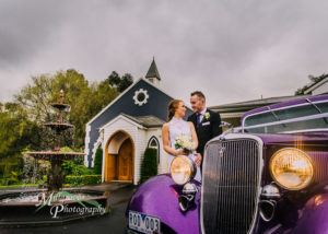 Ballara Receptions Chapel wedding