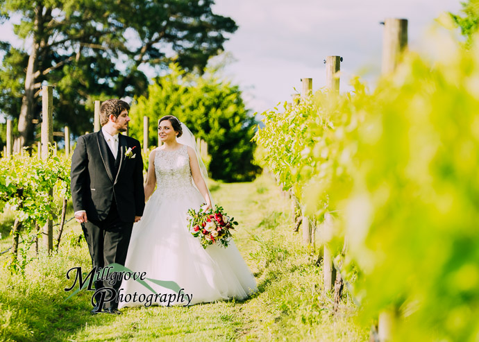 Yarra Valley Winery Wedding