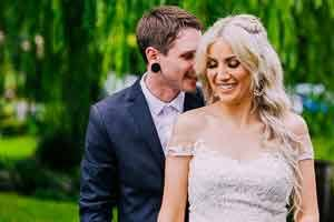 Ballara Receptions Chapel Wedding – Samantha and James