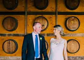 Killara Estate WEdding Rebecca Paul