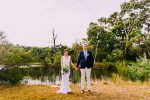 Jess and Nic's Baxter Barn Wedding