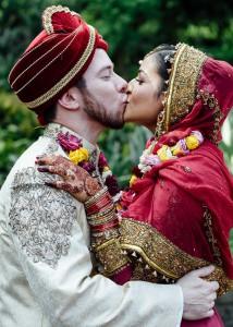 36-brideBride and groom kissinggroom-kissing