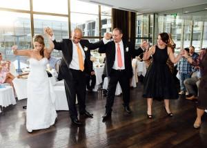 Greek dancing at Berth Docklands