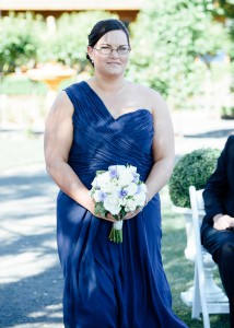 9-bridesmaid-walking-aisle-glen-erin-lancefield