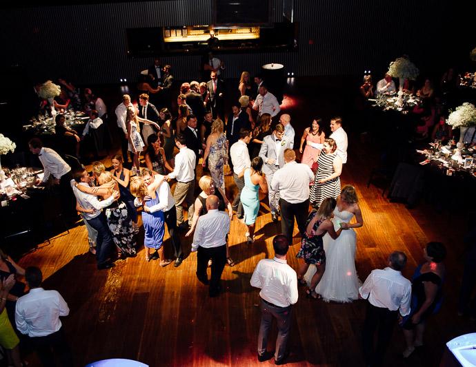 Dancing at Maia, Docklands
