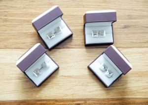 Cufflinks for groomsmen