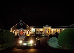 ballara-receptions-car-leaving